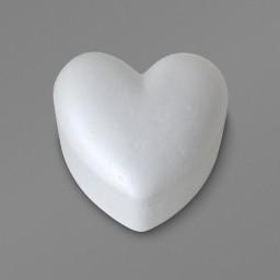Herz aus Styropor