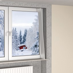 Anwendung Fensterlaibung