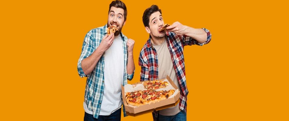 Pizza Thermobox für Zuhause