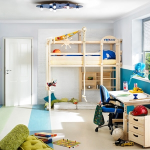 Inspiration Kinderzimmer Junge